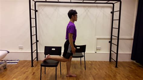 hip flexor chair stretching videos on youtube