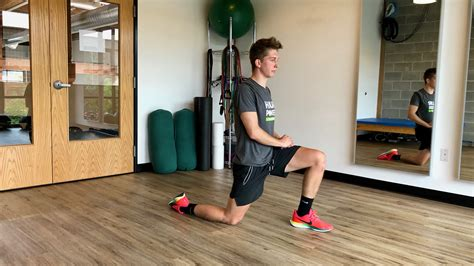 hip flexor complex muscles acsm certification personal trainer