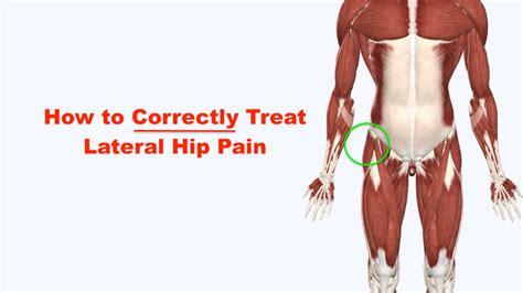 hip flexor dull ache on left shoulder