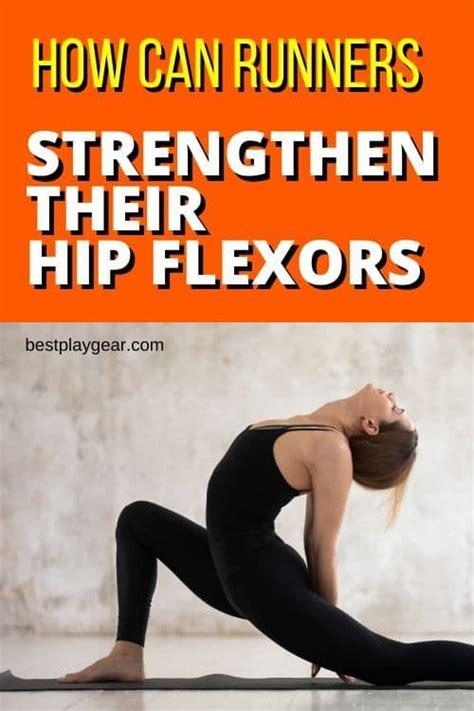 hip flexor exercises for long distance runners women forties