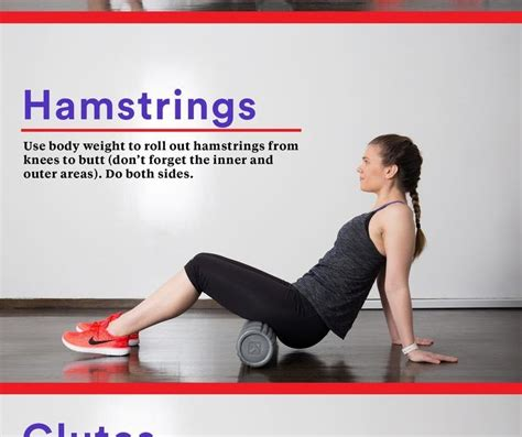 hip flexor foam roller stretches for rhomboid muscle