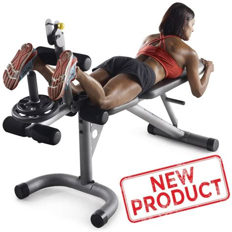 hip flexor machine standing leg curl fit