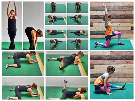hip flexor mobility exercises low back