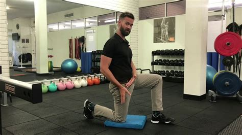 hip flexor mobility test google hangout