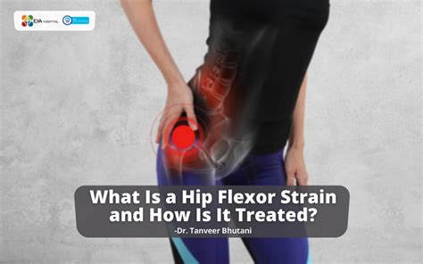 hip flexor muscle strains treatments for prostate