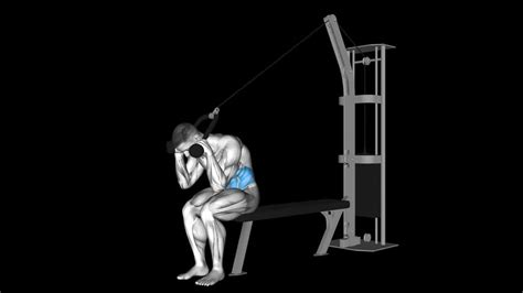 hip flexor muscle stretches without kneeling cable crunch alternative
