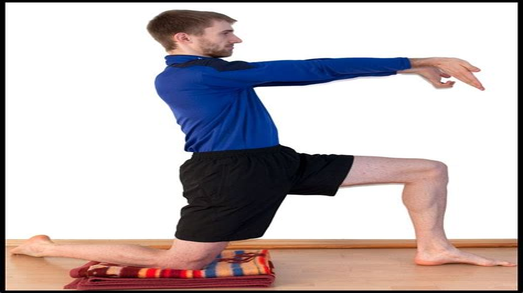 hip flexor pain after squats results 1 week