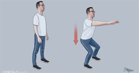 hip flexor pain from squats before and after