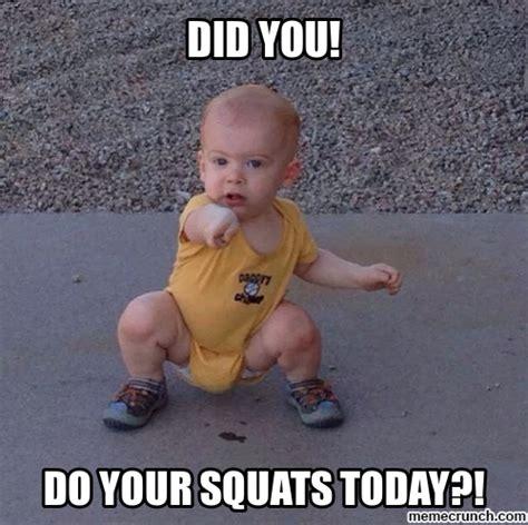 hip flexor pain from squats meme funny clean