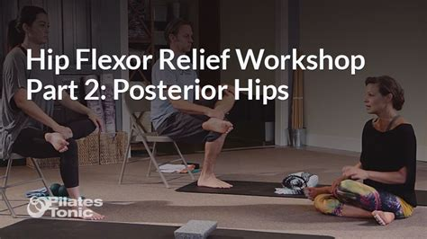 hip flexor pain in dancers workshop jackson