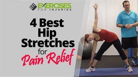 hip flexor pain relief best stretches for splits