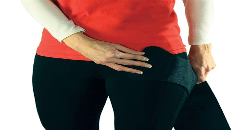 hip flexor pain wrapping around back restaurant