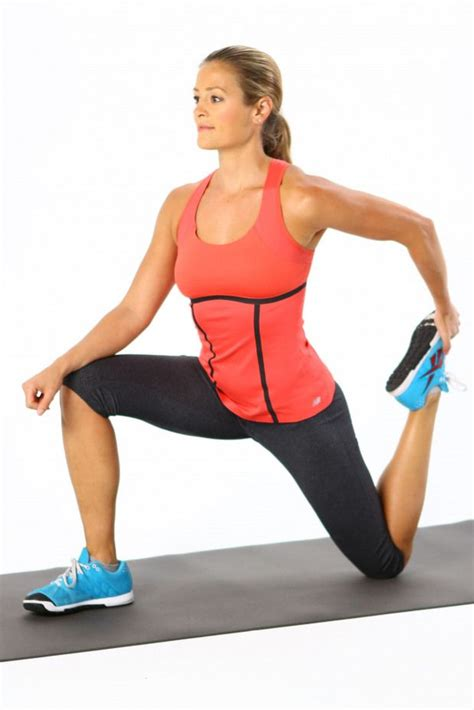 hip flexor psoas release stretching shoes that are too tight