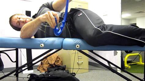 hip flexor psoas release techniques massage therapy