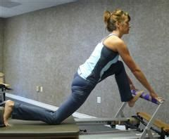 hip flexor psoas stretches on the reformers and preaching