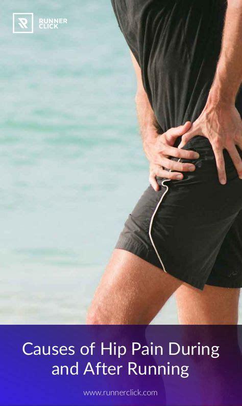 hip flexor sore running