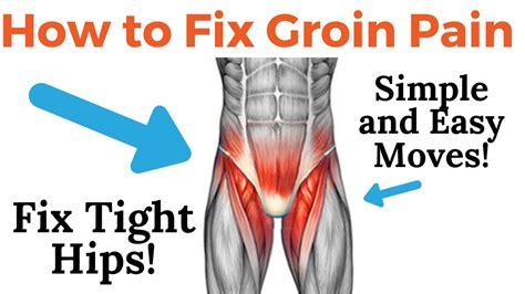 hip flexor strain popping zits video