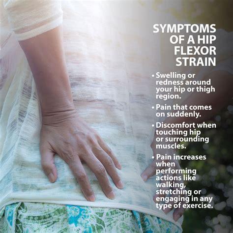 hip flexor strains in runners warehouse san diego