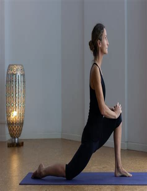 hip flexor strengthening exercise