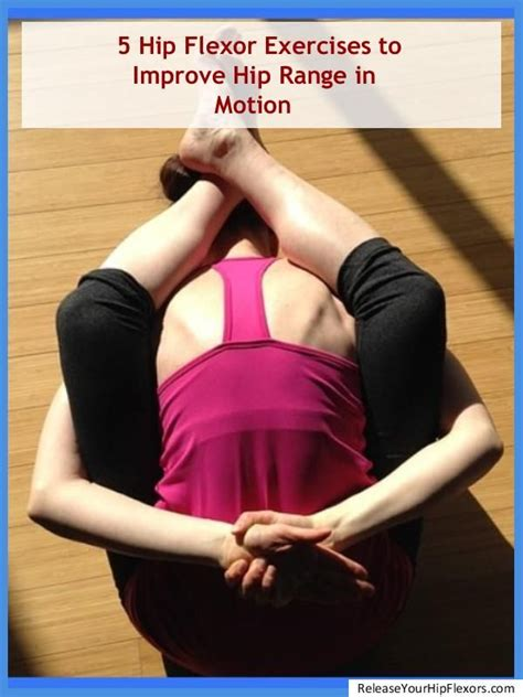 hip flexor stretch injury
