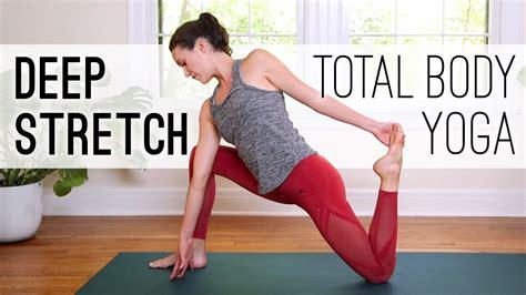 hip flexor stretches yoga youtube with adrienne day 25 ramadan