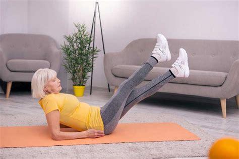 hip flexor stretching program elderly depression dementia delirium