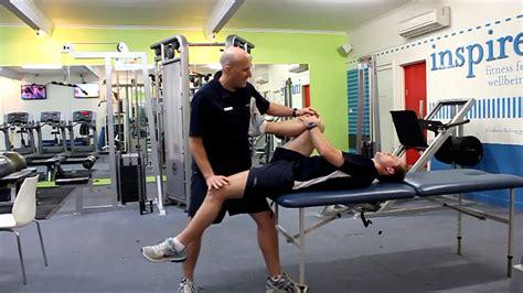hip flexor tightness icd 10