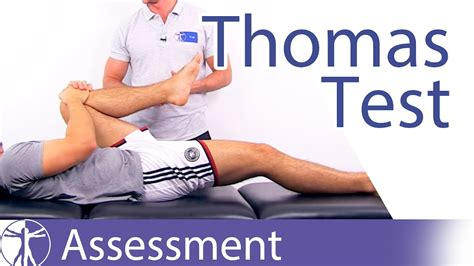 hip flexor tightness images in thomas test psoas muscle