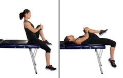 hip flexor tightness test prone position in ards a diffuse