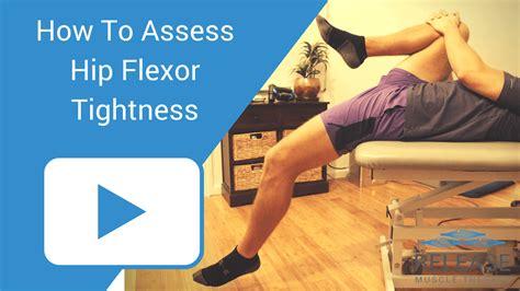 hip flexor tightness treatment for plantaris rupture treatment