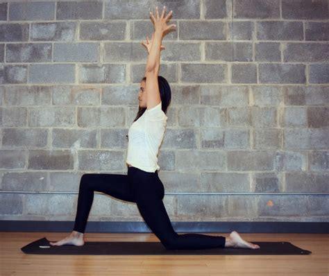 hip flexor yoga poses