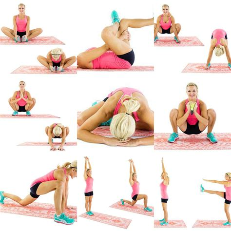 hip flexors and hip extensors stretches for splits beginners