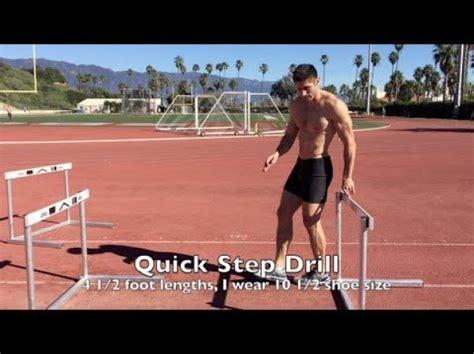 hip flexors exercises for hurdles track meet events