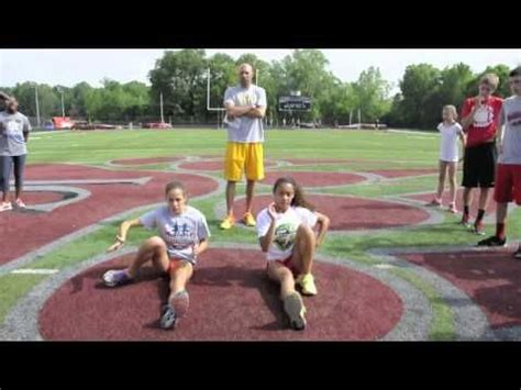 hip flexors exercises for hurdles track meets