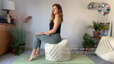 hip flexors isolated function
