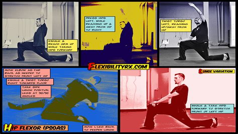 hip flexors tight when squatting