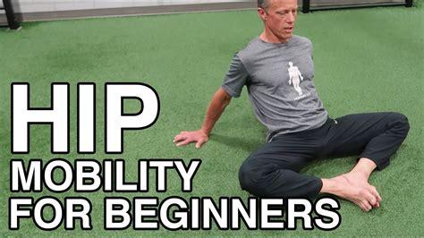 hip mobility exercises for elderly