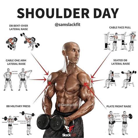 hip muscles exercises for bigger shoulders for bigger