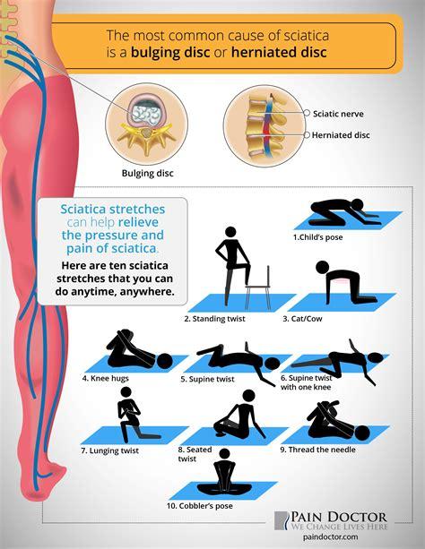 hip pain and sciatic nerve exercises stretches videos de risa