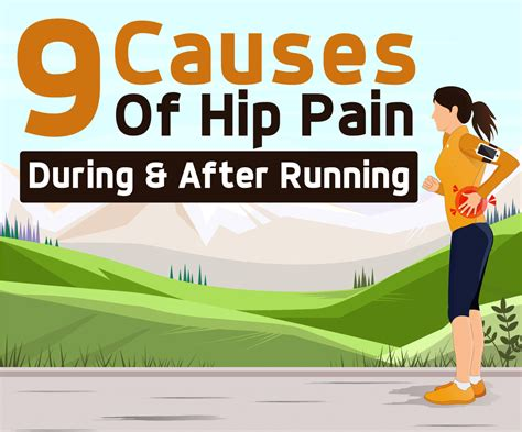 hip pain causes running