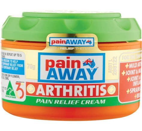 hip pain relief cream