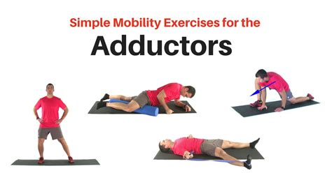 hip pain when stretching adductors muscle