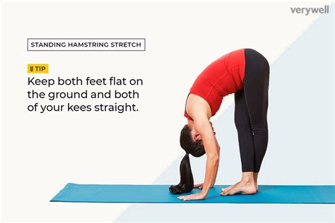 hip pain when stretching hamstring muscles while standing on one foot