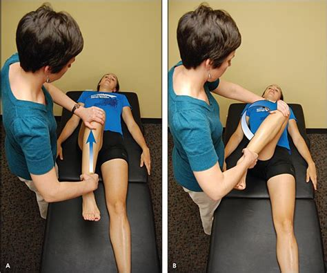 hip snapping hurts with hip flexion contracture test speed
