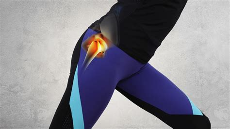 hip strains and sprains and where they happen