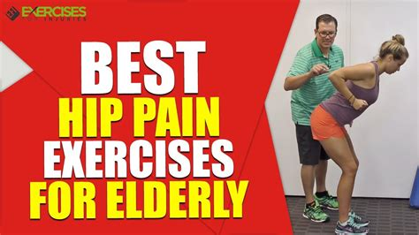 hip stretches for hip pain elderly treatment centers