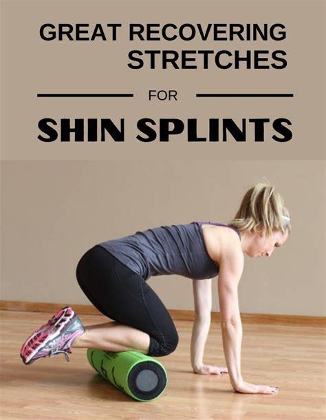 hip to inner thigh strain stretches for shin splint