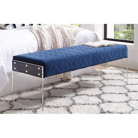 Hipple Upholstered Bench byMercer41