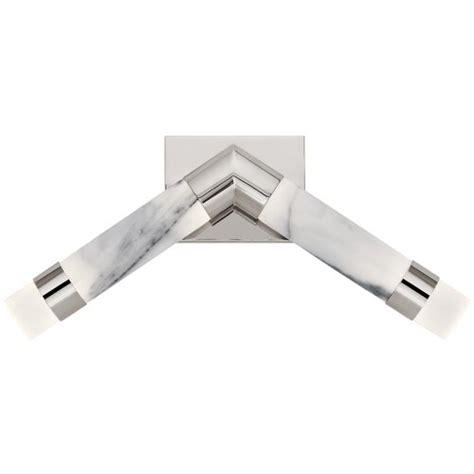 Hiram 2-Light LED Armed Sconce