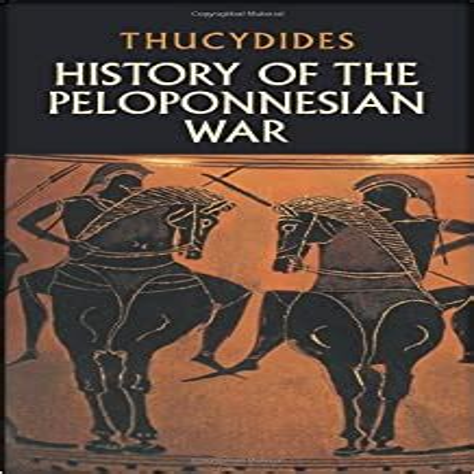 Read Books History of the Peloponnesian War: Bk. 1-2 Online